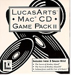 Mac CD Game Pack II