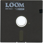 Loom-german-PC-525--Floppy disc 1.jpg