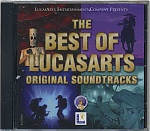 The Best Of LucasArts Original Soundtracks